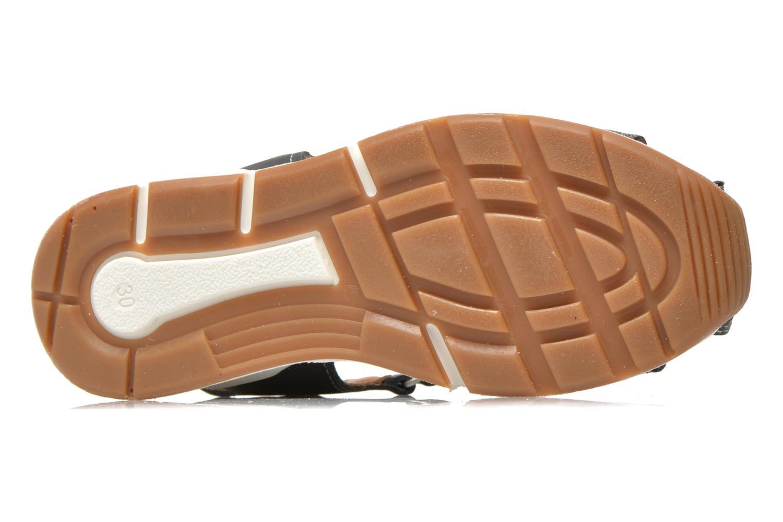 Sandales et nu-pieds Bisgaard Bent Bleu vue haut