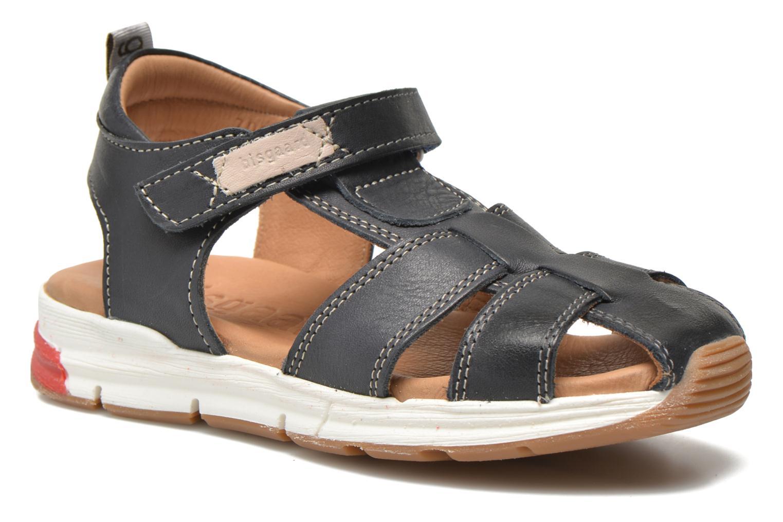 Sandales et nu-pieds Bisgaard Bent Bleu vue détail/paire