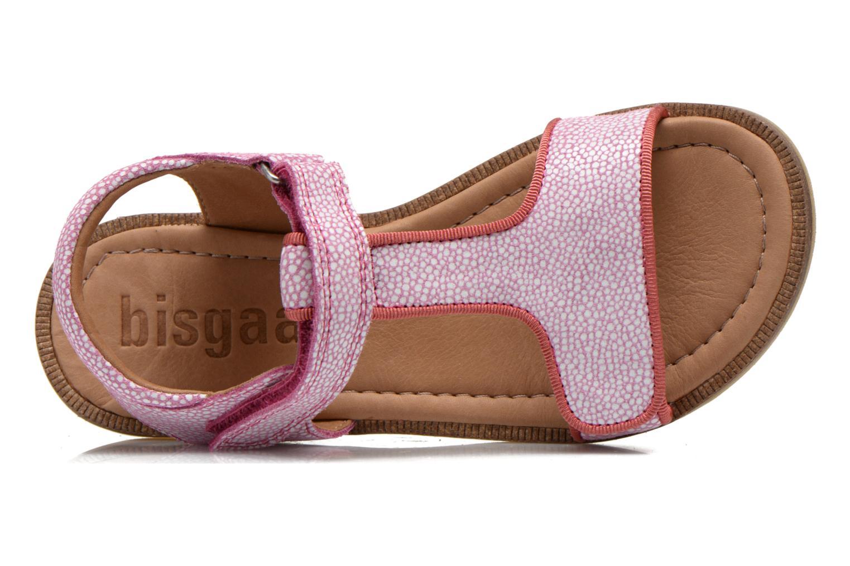 Sandales et nu-pieds Bisgaard Phoebe Rose vue gauche
