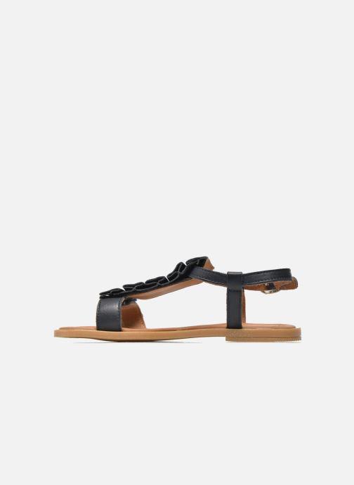 Sandali e scarpe aperte Bisgaard Vinie Azzurro immagine frontale