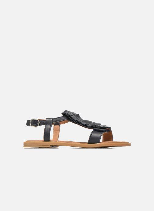 Sandali e scarpe aperte Bisgaard Vinie Azzurro immagine posteriore