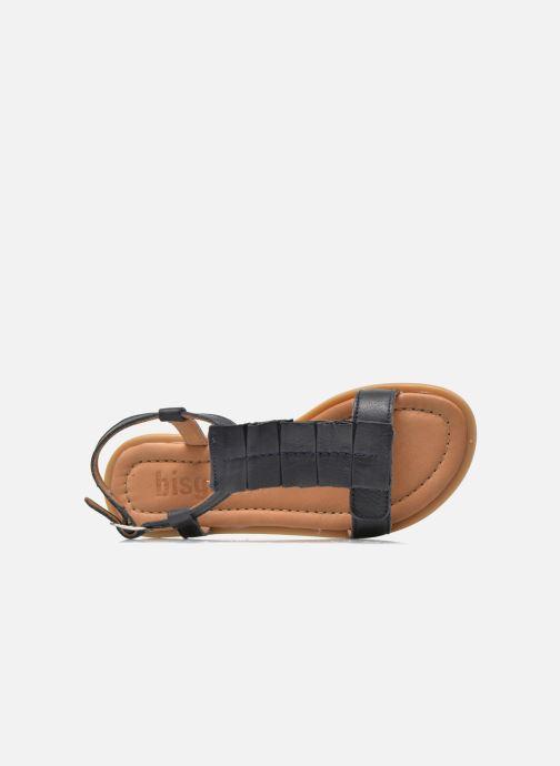 Sandali e scarpe aperte Bisgaard Vinie Azzurro immagine sinistra