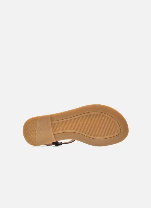 Sandali e scarpe aperte Bisgaard Vinie Azzurro immagine dall'alto