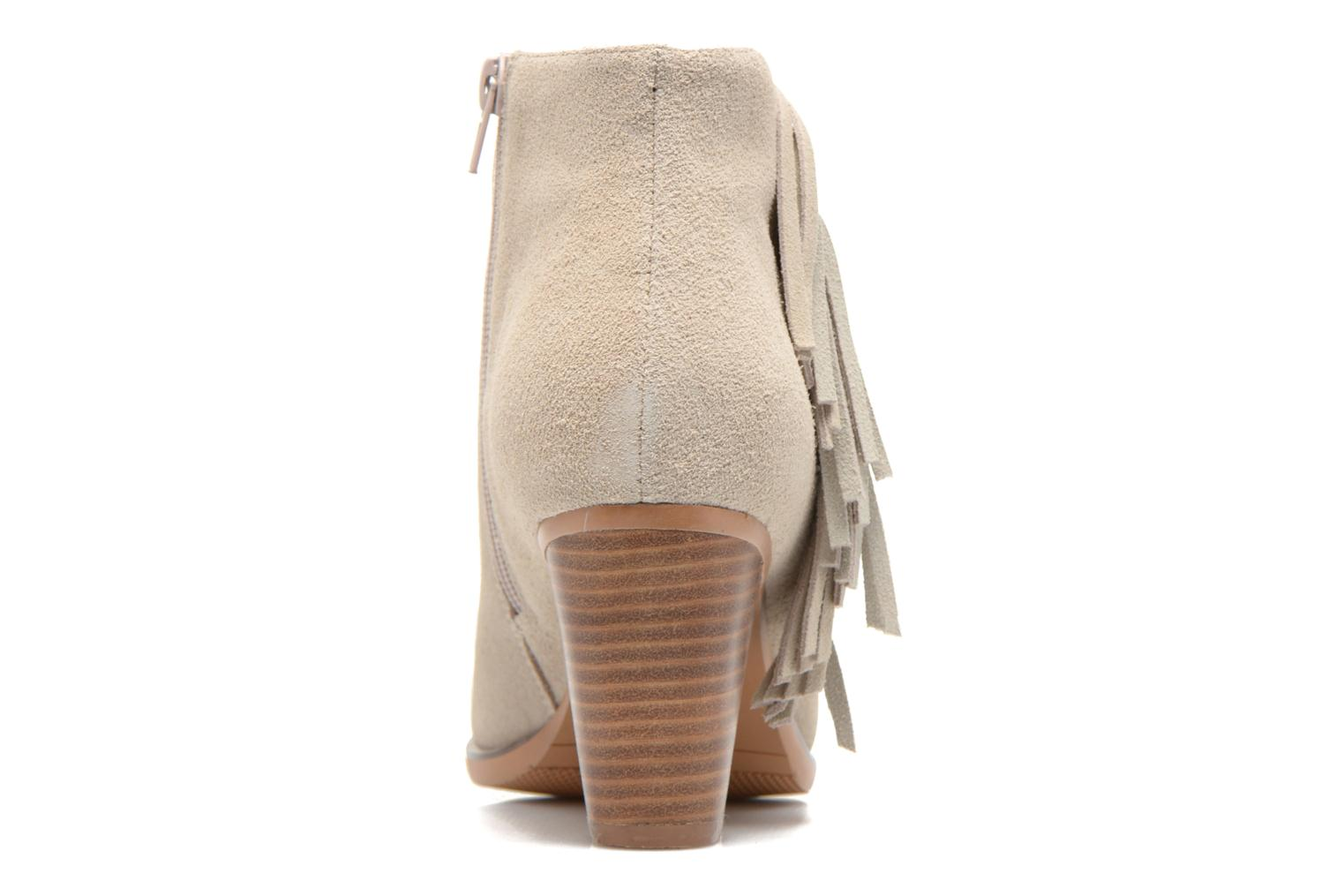 Bottines et boots Shoe the bear 70S Beige vue droite