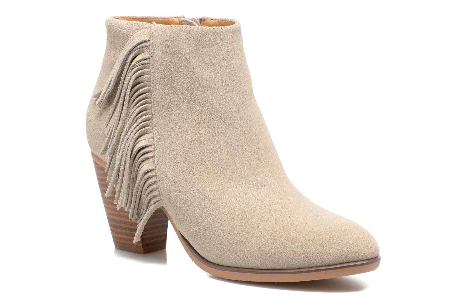 Bottines et boots Shoe the bear 70S Beige vue détail/paire