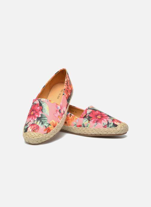 Espadrilles Shoe the bear Flower Multicolore vue 3/4