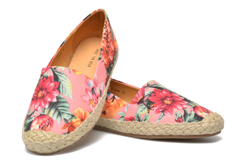 Espadrillos Shoe the bear Flower Multi 3/4 billede