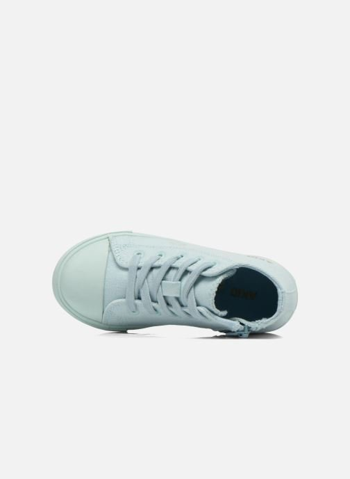 Sneakers Akid Anthony Blauw links