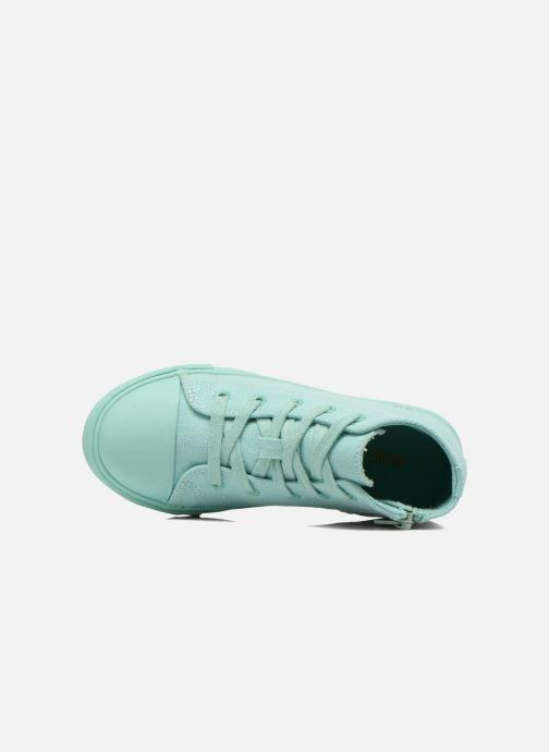 Sneaker Akid Anthony blau ansicht von links