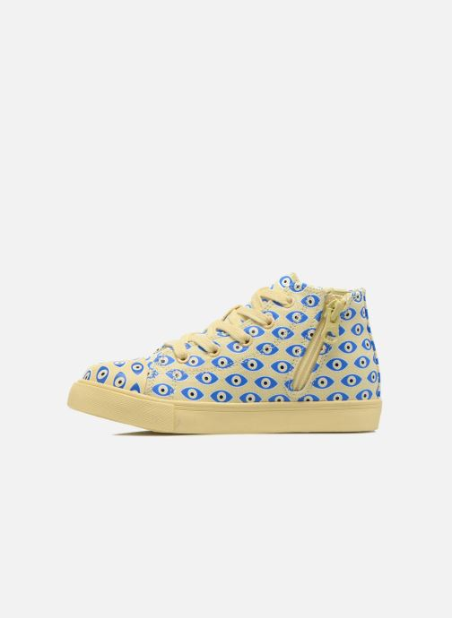 Sneakers Akid Anthony Azzurro immagine frontale