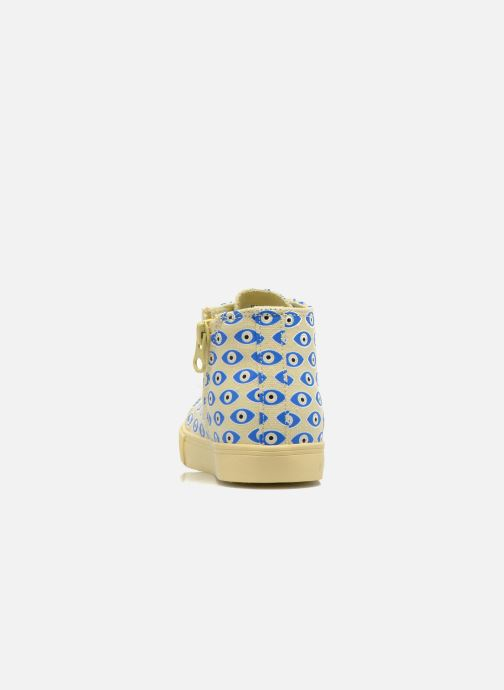 Sneakers Akid Anthony Azzurro immagine destra