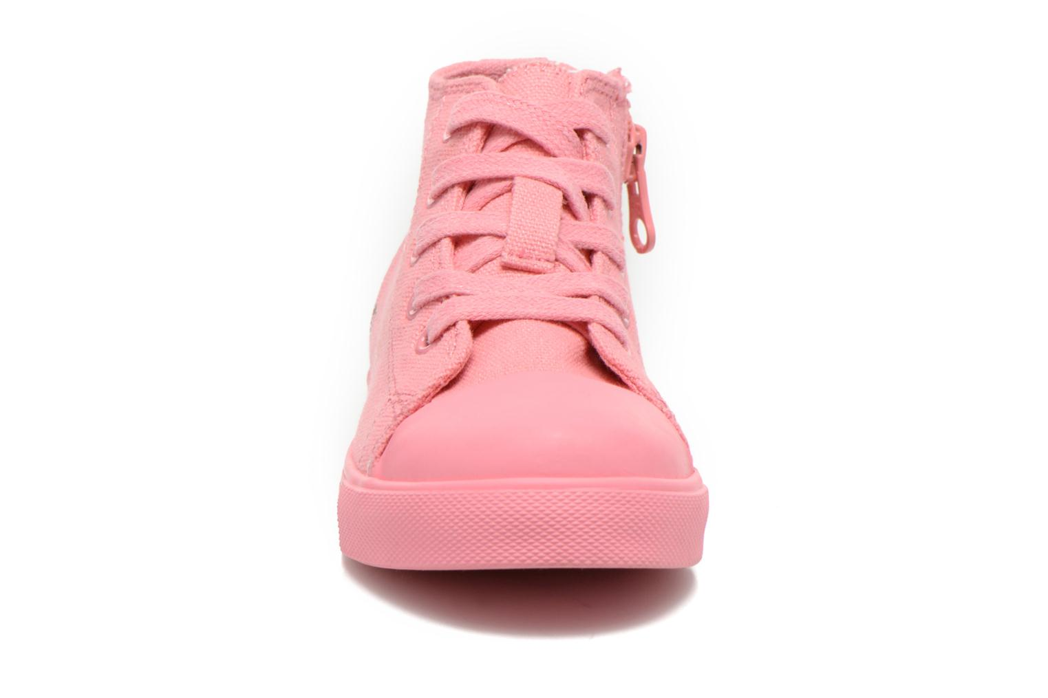 Baskets Akid Anthony Rose vue portées chaussures