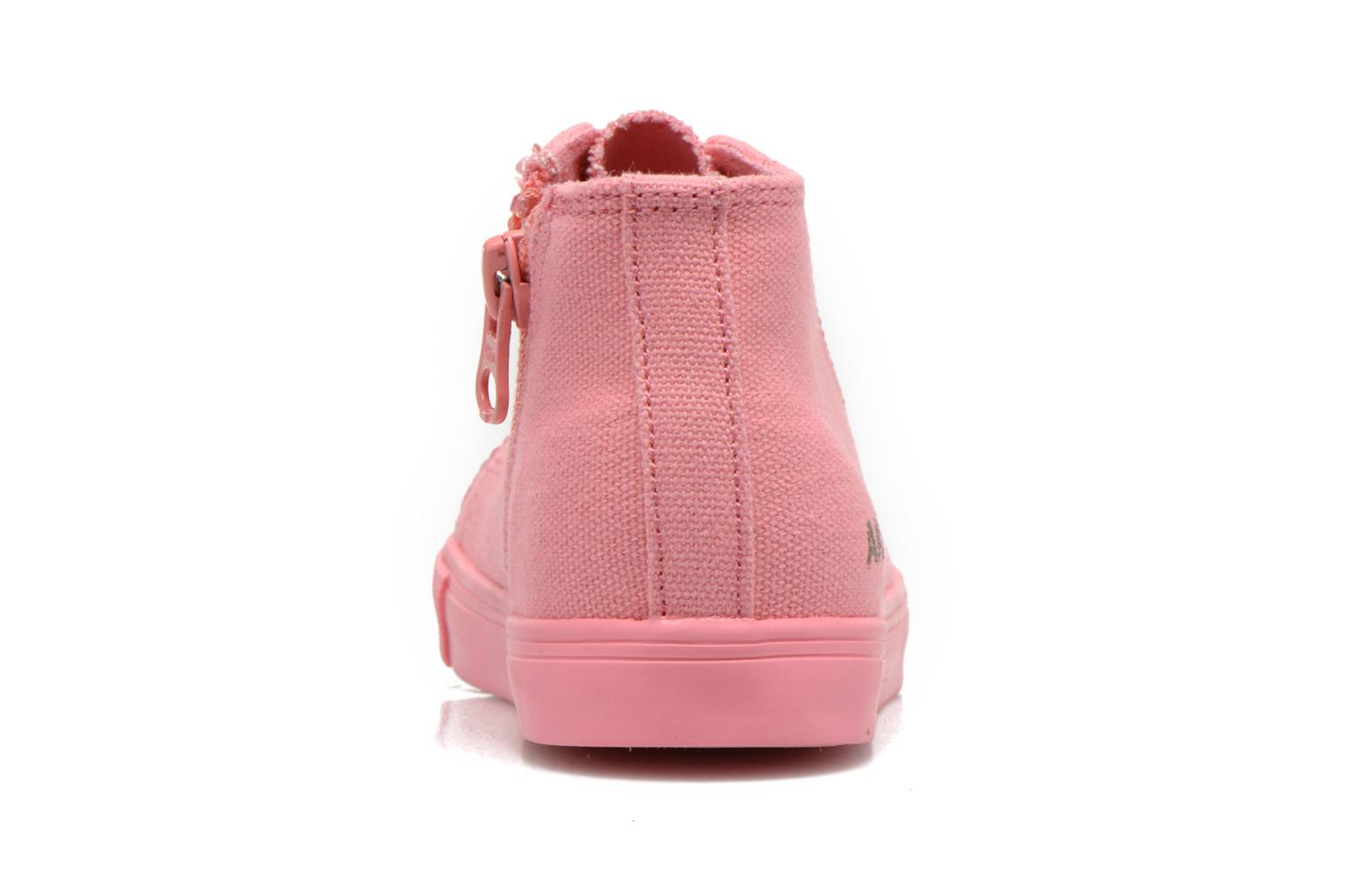 Baskets Akid Anthony Rose vue droite
