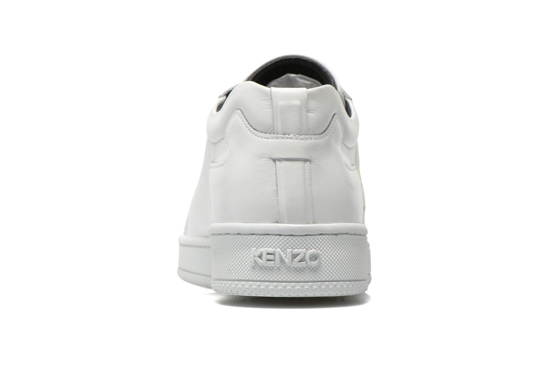 Baskets Kenzo Tennix Blanc vue droite