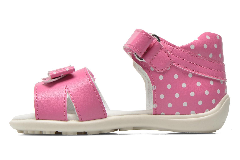 Sandales et nu-pieds Chicco Gigia Rose vue face