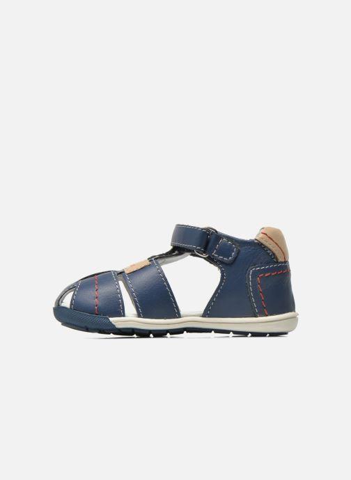 Sandali e scarpe aperte Chicco Gedin Azzurro immagine frontale