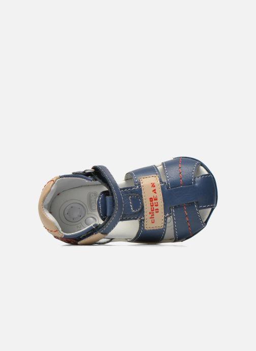 Sandali e scarpe aperte Chicco Gedin Azzurro immagine sinistra