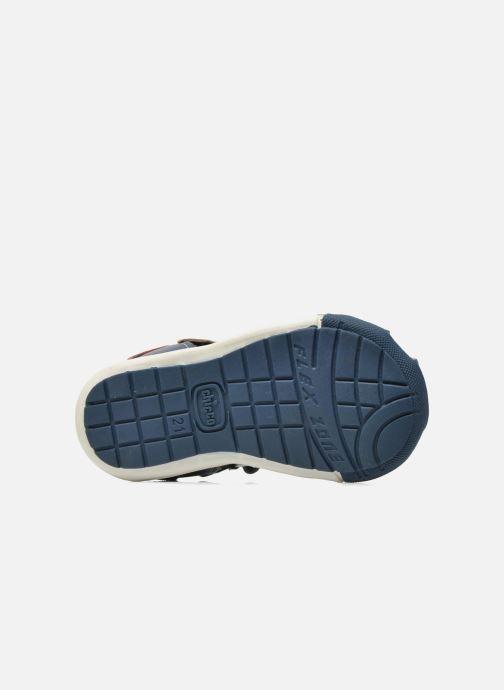 Sandales et nu-pieds Chicco Gedin Bleu vue haut