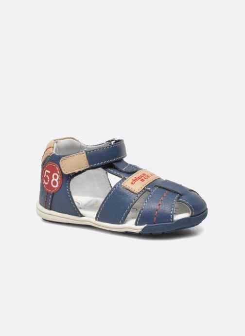 98a27ea02d2e9 Chicco Gedin (Bleu) - Sandales et nu-pieds chez Sarenza (243881)
