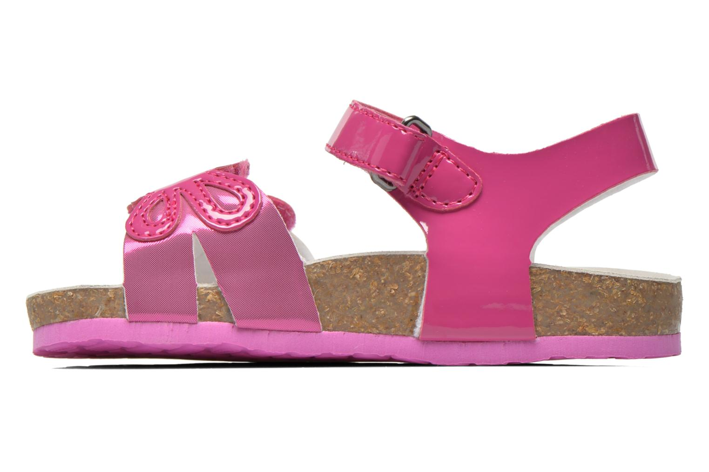 Sandales et nu-pieds Chicco Hamalia Rose vue face