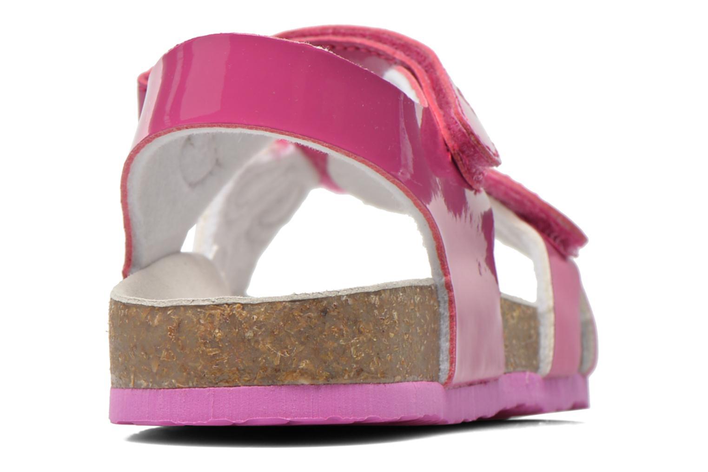 Sandales et nu-pieds Chicco Hamalia Rose vue droite