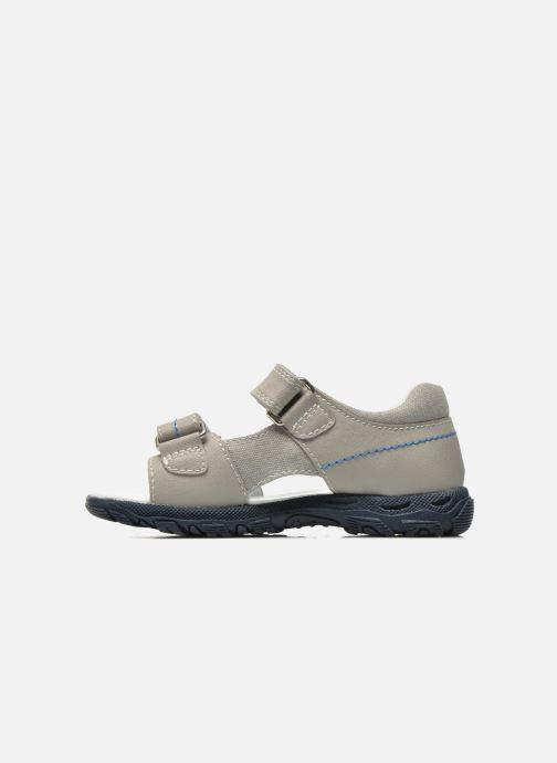 Sandales et nu-pieds Chicco Cos Gris vue face