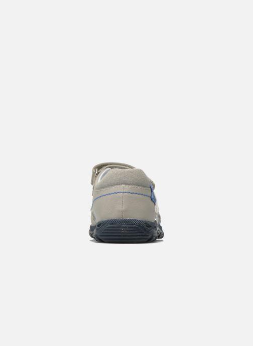 Sandales et nu-pieds Chicco Cos Gris vue droite