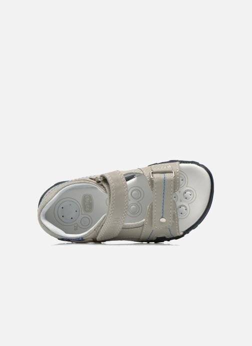 Sandals Chicco Cos Grey view from the left