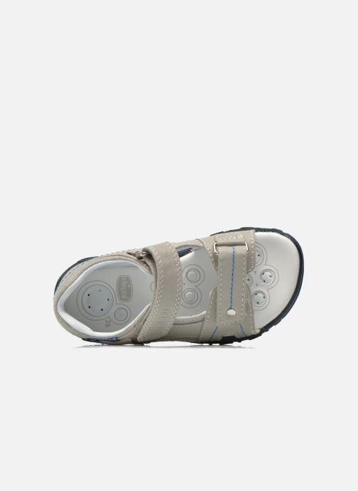 Sandales et nu-pieds Chicco Cos Gris vue gauche