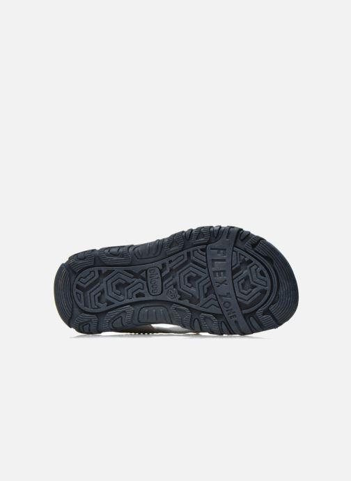 Sandales et nu-pieds Chicco Cos Gris vue haut