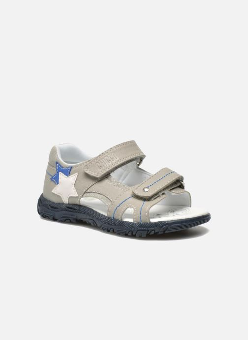 Sandals Chicco Cos Grey detailed view/ Pair view