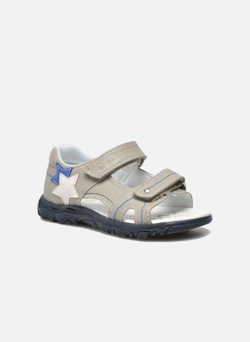 Sandales et nu-pieds Chicco Cos Gris vue détail/paire