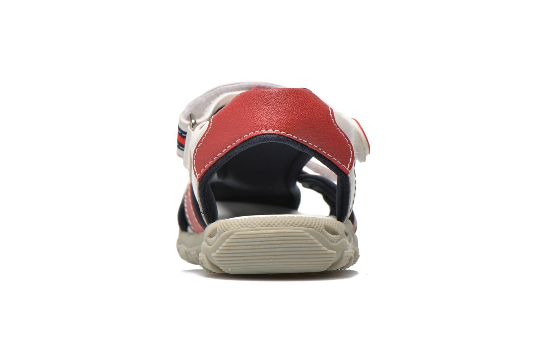 Sandales et nu-pieds Chicco Cucciolo Blanc vue droite