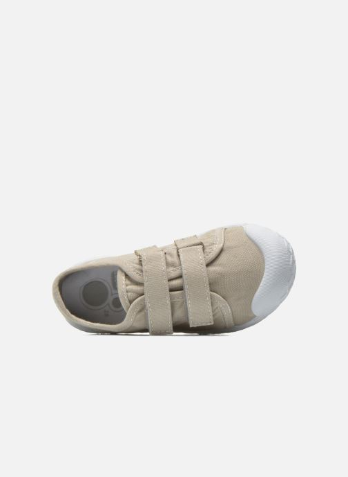 Trainers Chicco Cambridge Beige view from the left