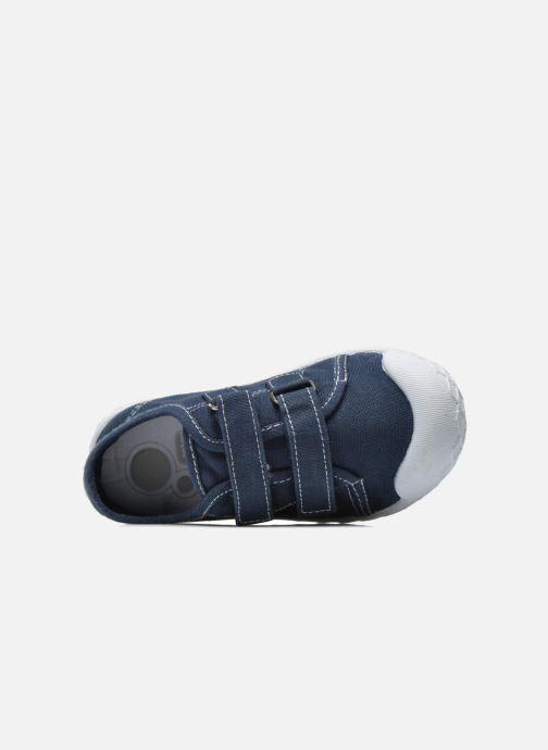Baskets Chicco Cambridge Bleu vue gauche