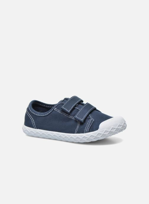 Trainers Chicco Cambridge Blue detailed view/ Pair view