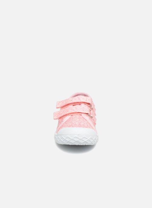 Sneakers Chicco Cambridge Rosa modello indossato