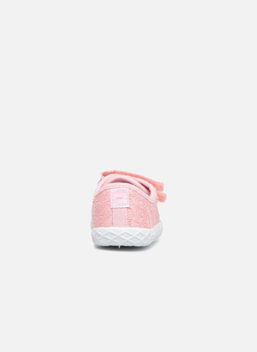 Sneakers Chicco Cambridge Rosa immagine destra