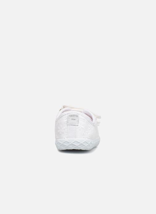 Baskets Chicco Cambridge Blanc vue droite