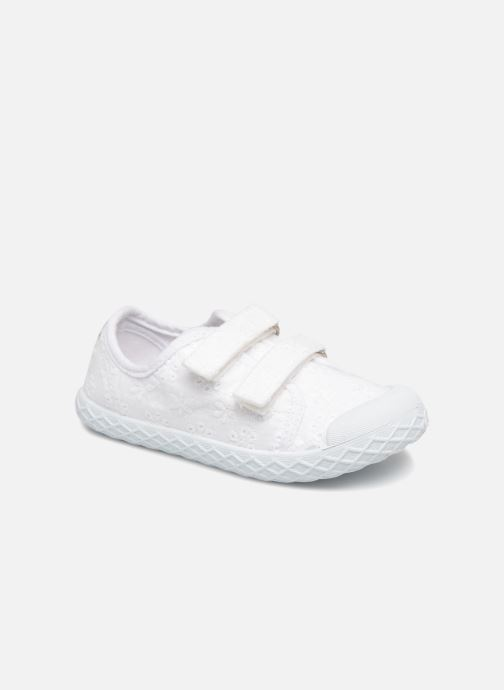 Baskets Chicco Cambridge Blanc vue détail/paire