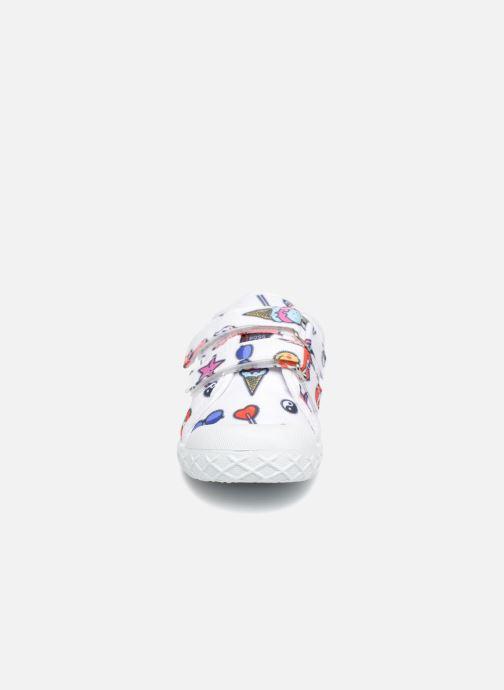 Sneakers Chicco Cambridge Bianco modello indossato