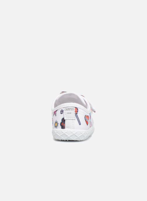 Sneakers Chicco Cambridge Bianco immagine destra