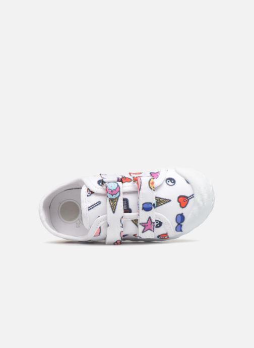 Sneakers Chicco Cambridge Bianco immagine sinistra