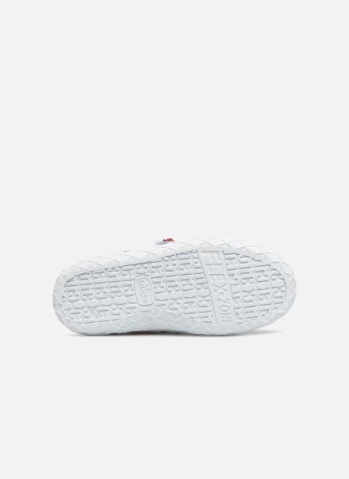 Sneakers Chicco Cambridge Bianco immagine dall'alto