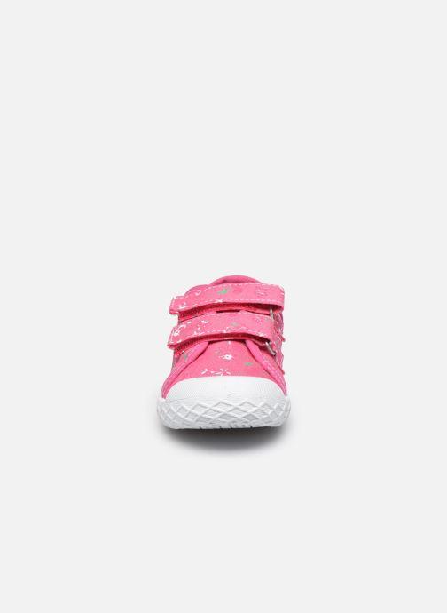 Sneaker Chicco Cambridge rosa schuhe getragen