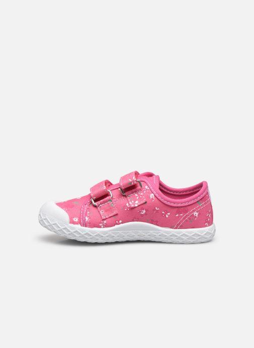 Sneaker Chicco Cambridge rosa ansicht von vorne