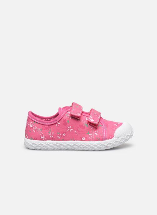 Sneaker Chicco Cambridge rosa ansicht von hinten