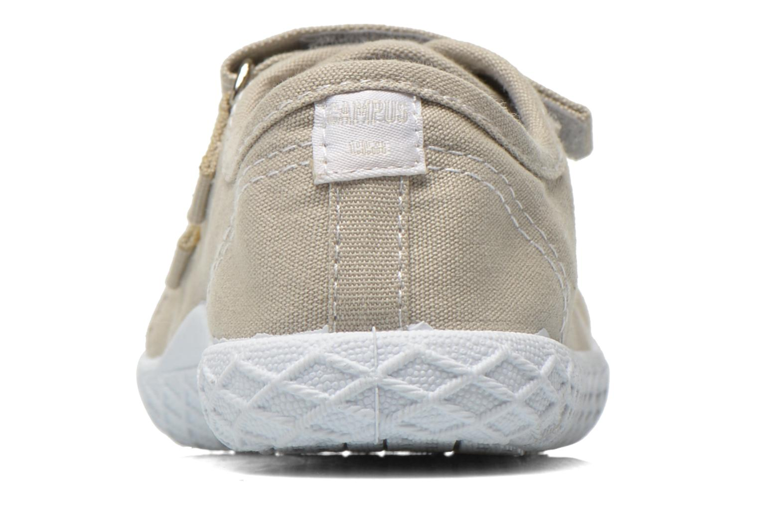 Trainers Chicco Cambridge Beige view from the right