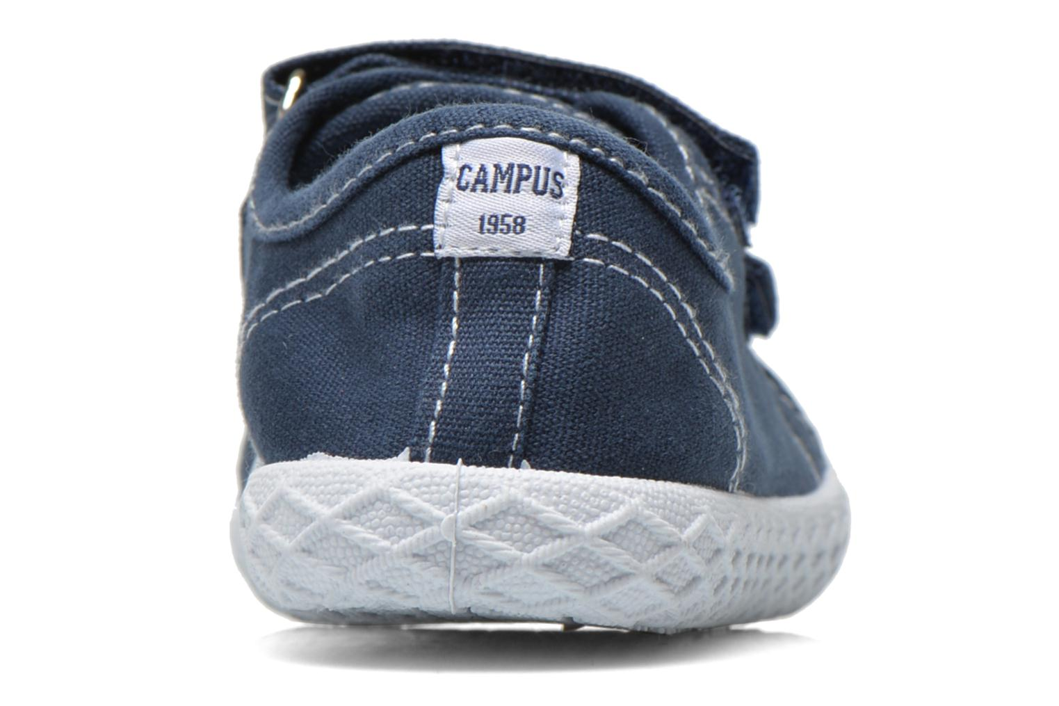 Trainers Chicco Cambridge Blue view from the right