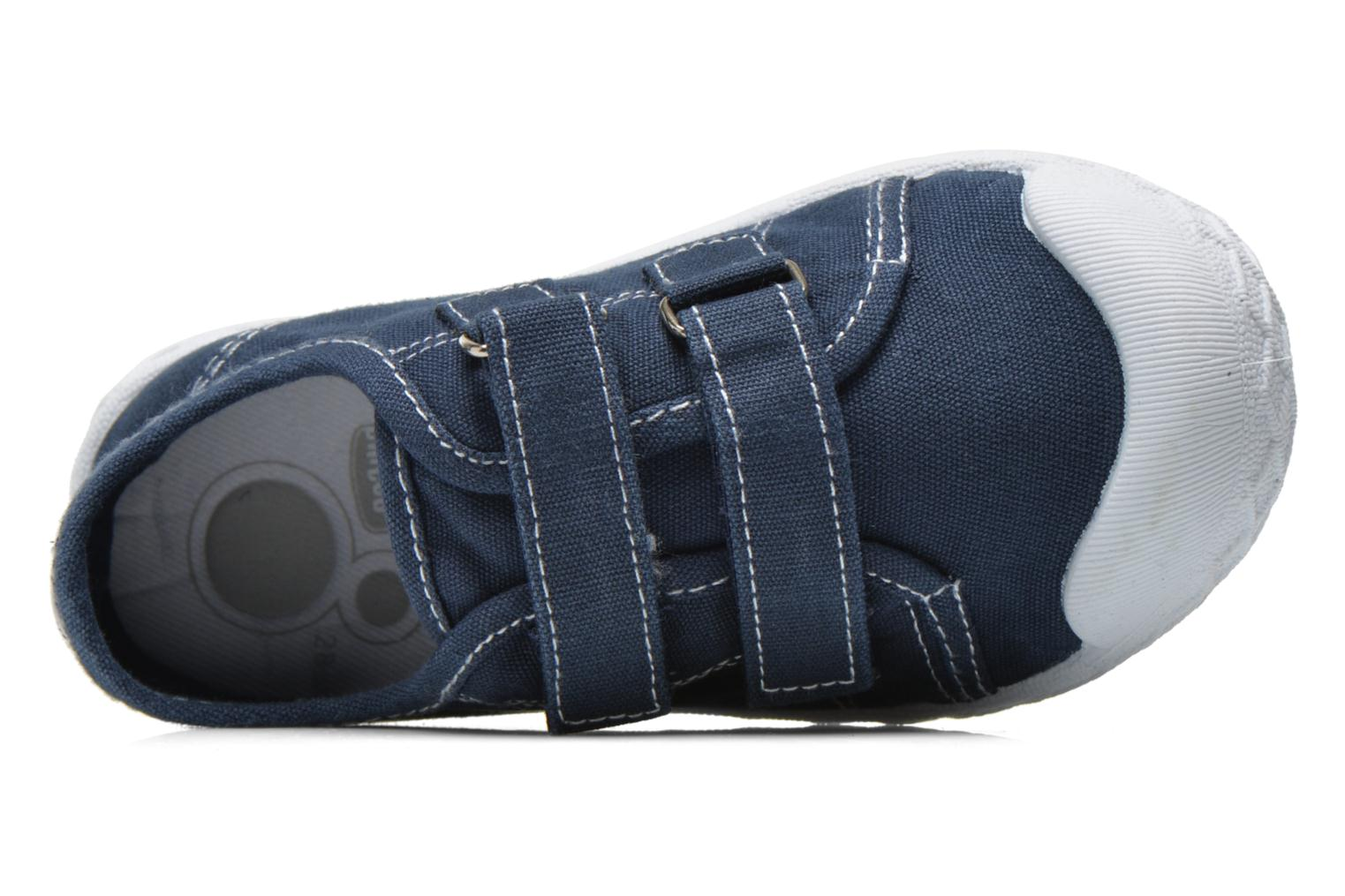 Sneaker Chicco Cambridge blau ansicht von links